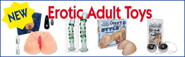 new Erotic Adult Toys